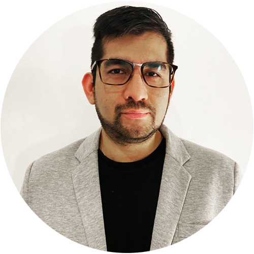 Rodrigo Reyes,  Senior Software Engineer