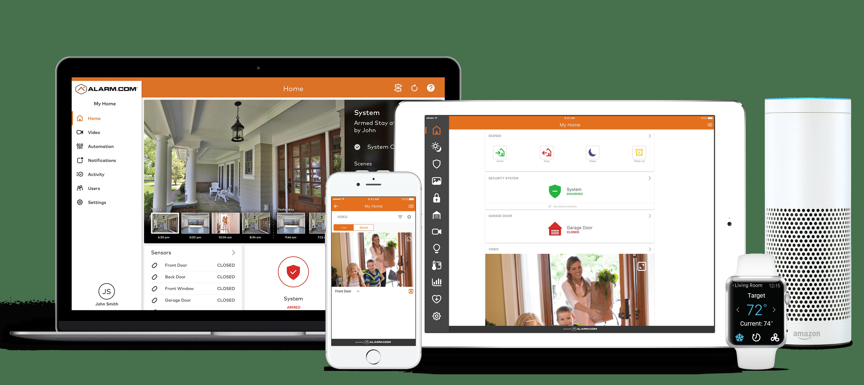 Alarm.com Smart Devices