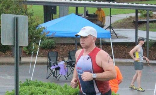 Coach Brian Darr