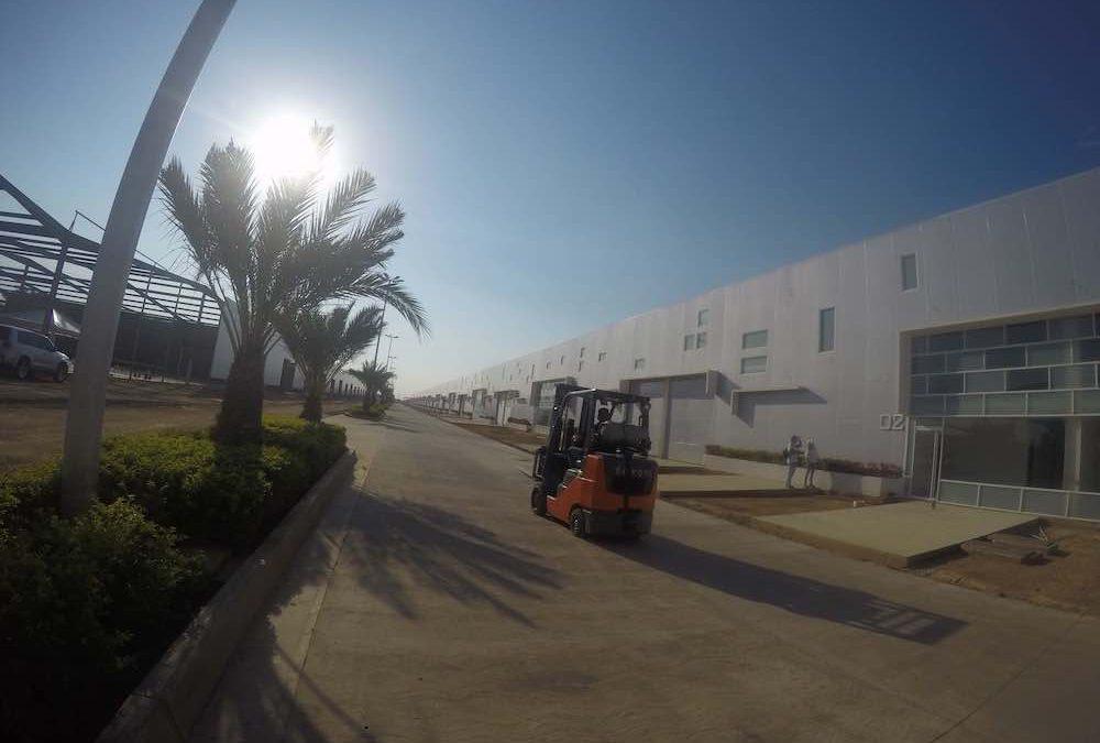 Huellas de Mexico- Aerocentro abre nuevas perspectivas para el oriente venezolano