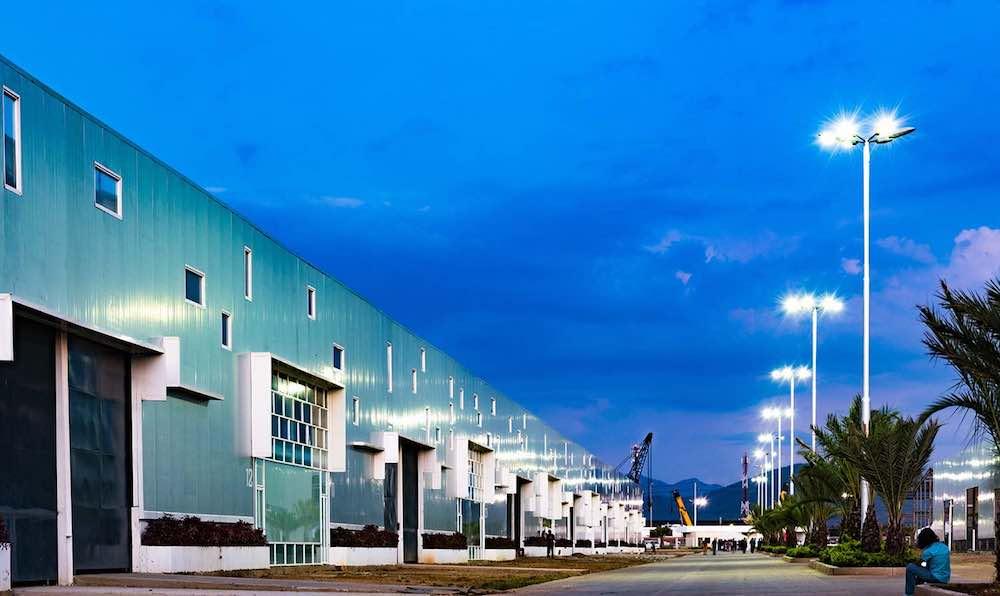 Parque Industrial Aerocentro