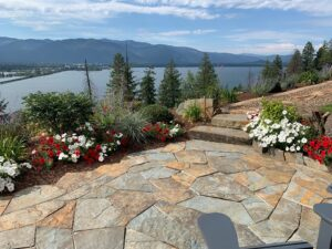 View of Sandpoint Idaho 83864