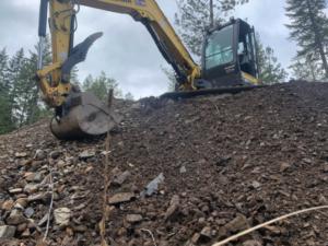 Sandpoint Excavation