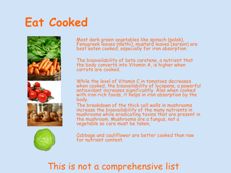 Eat-Cooked