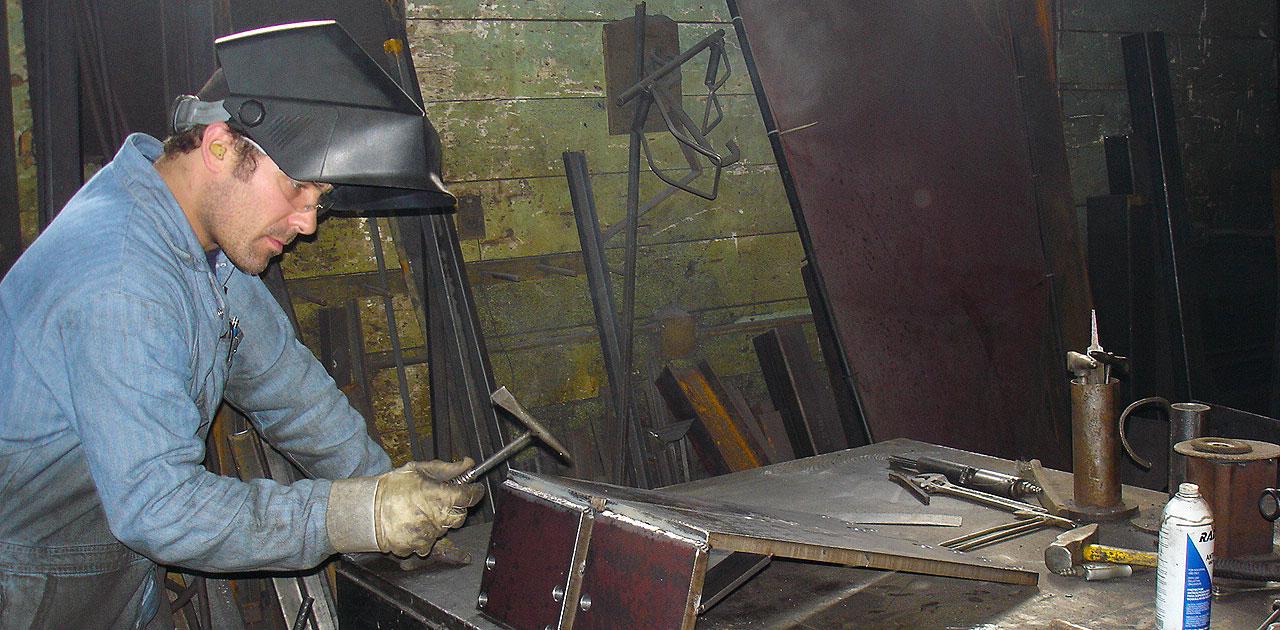 Fabricate Steel Brackets