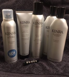 Kenra Professional Hair Care Series