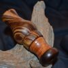 NC Swamp Buster duck call- Zebrawood