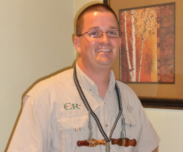 Callmaker Chris Harrell of Quacky Calls