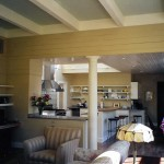 Coffered - Radius Ceiling 1