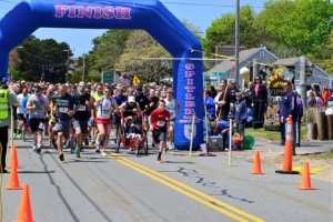 YPDBlue Race Image Finish