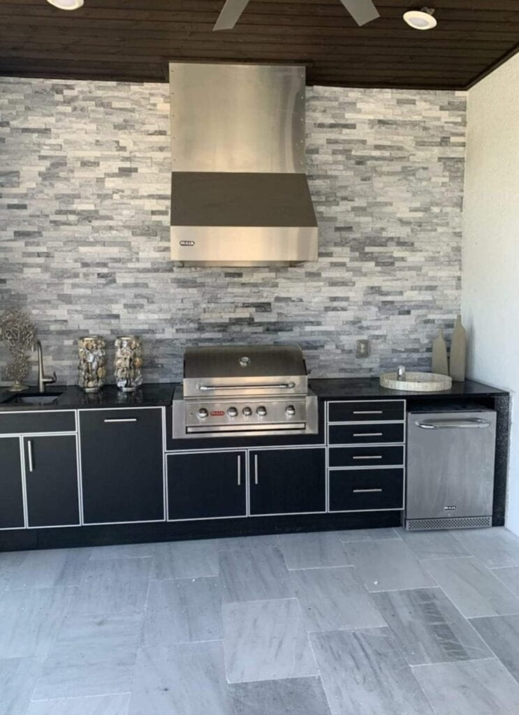 Black OD Kitchen