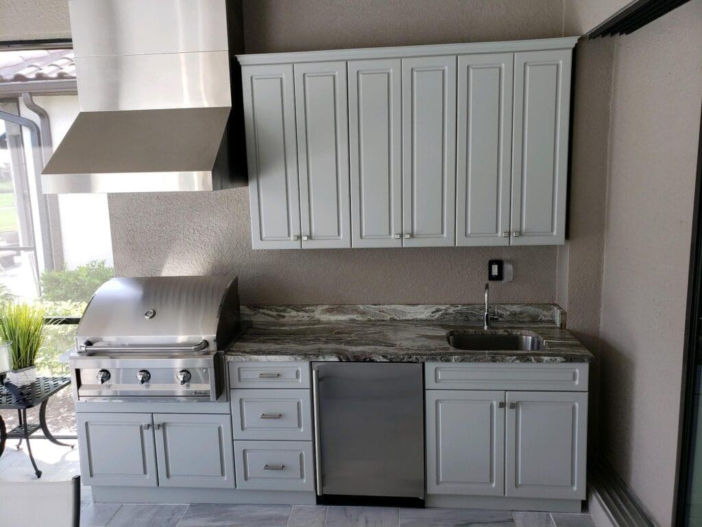 White OD Kitchen