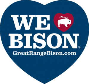 We Love Bison