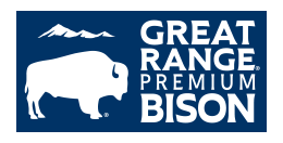 All Natural Bison Meat Products