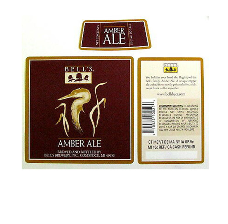 Image of Bell's Amber Ale previous Illustration