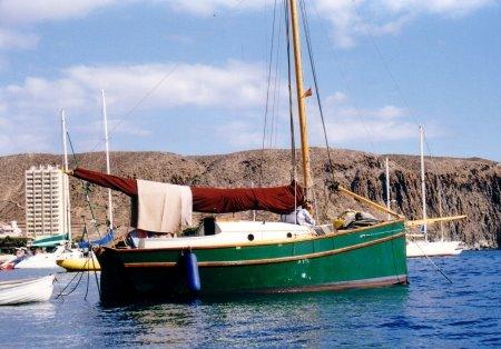 Kigaridu: la barca di Luca Floramo