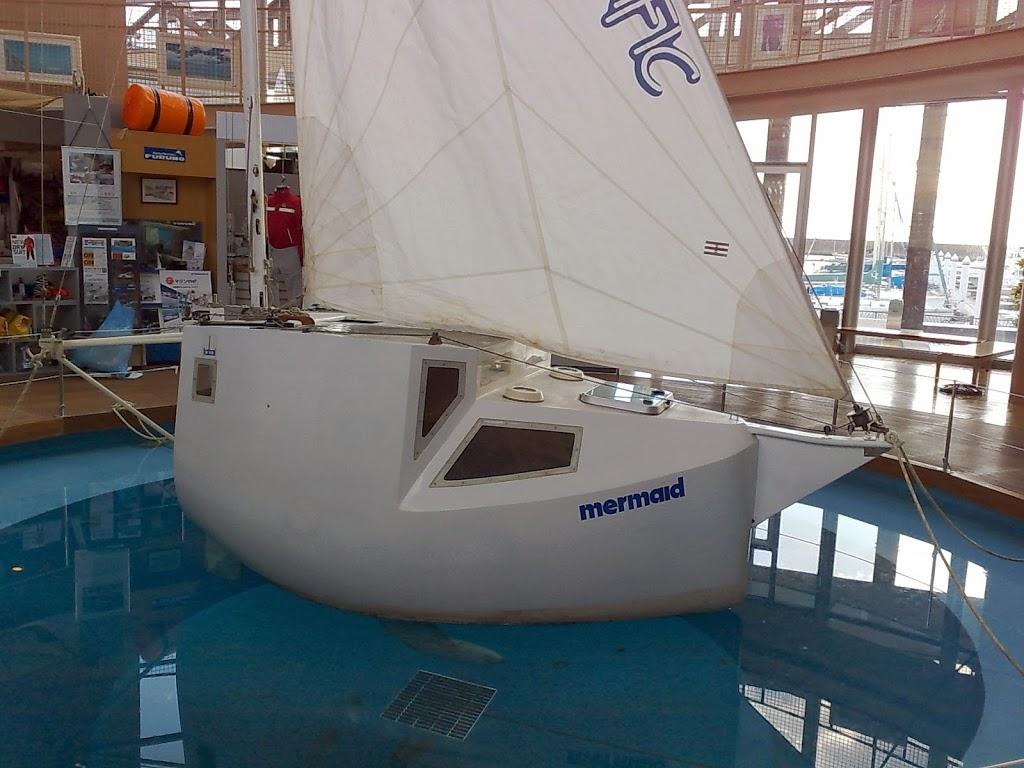 Kenichi Horie Boat Pacific