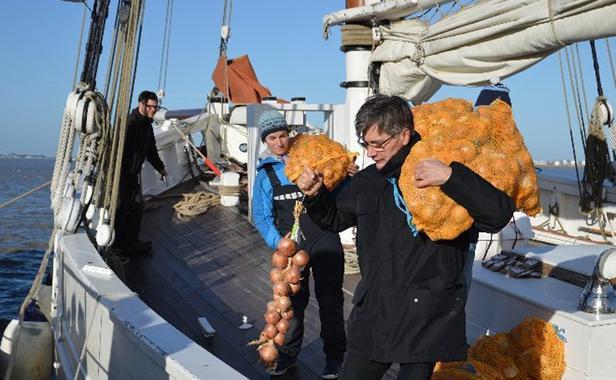 www.culturamarinara.com--società consegna merci a vela