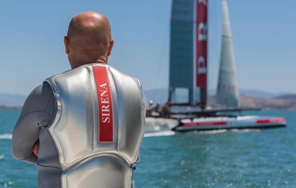 Max Sirena America's Cup Technical Luna Rossa