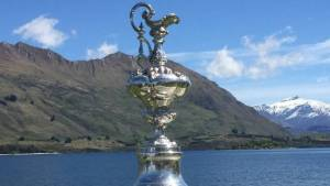 Norway at America's cup 2021