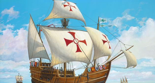 Le caravelle di Colombo: la Santa Maria