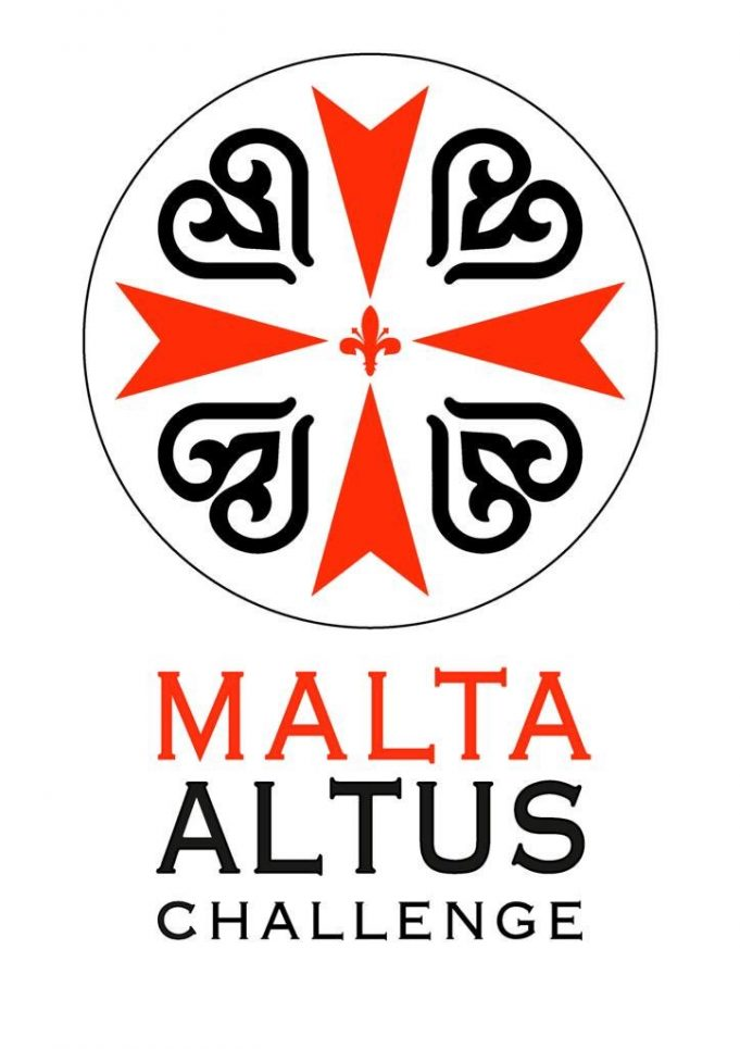 America's Cup Malta Altus Team Logo