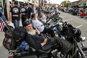 Fake news and pro-government professors lied about 2020 Sturgis bike rally