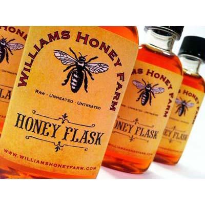 honey flask