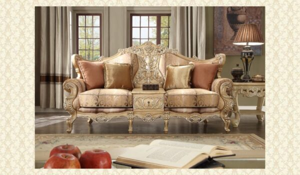 French Provincial Living Room # 1633