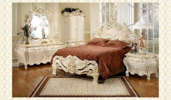Victorian Queen Bedroom 314-A