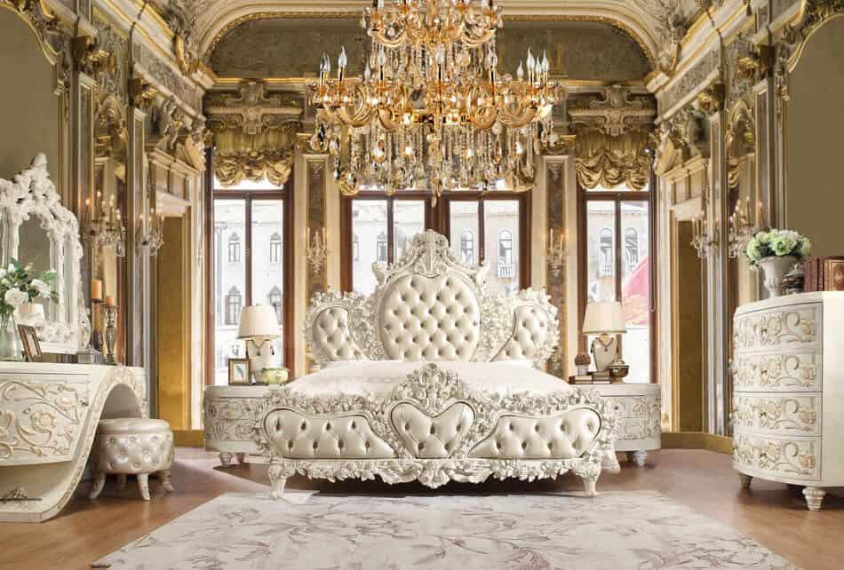 Victorian Bedroom 8030