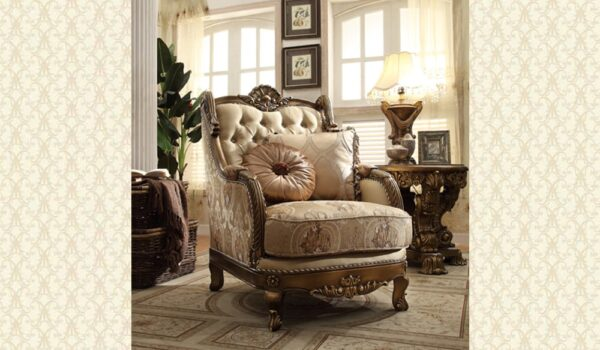 French Provincial Living Room # 9556