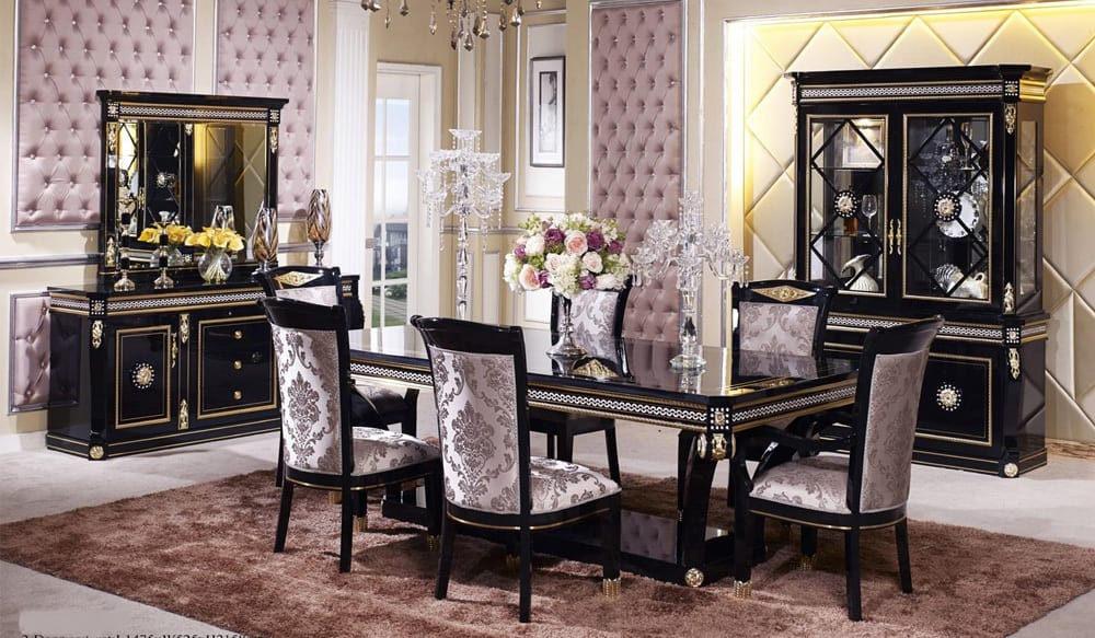 Swarovski Collection Dining Room