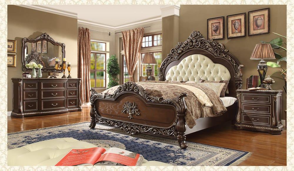 Victorian Bedroom 8013