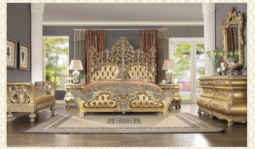 Victorian Bedroom 8016