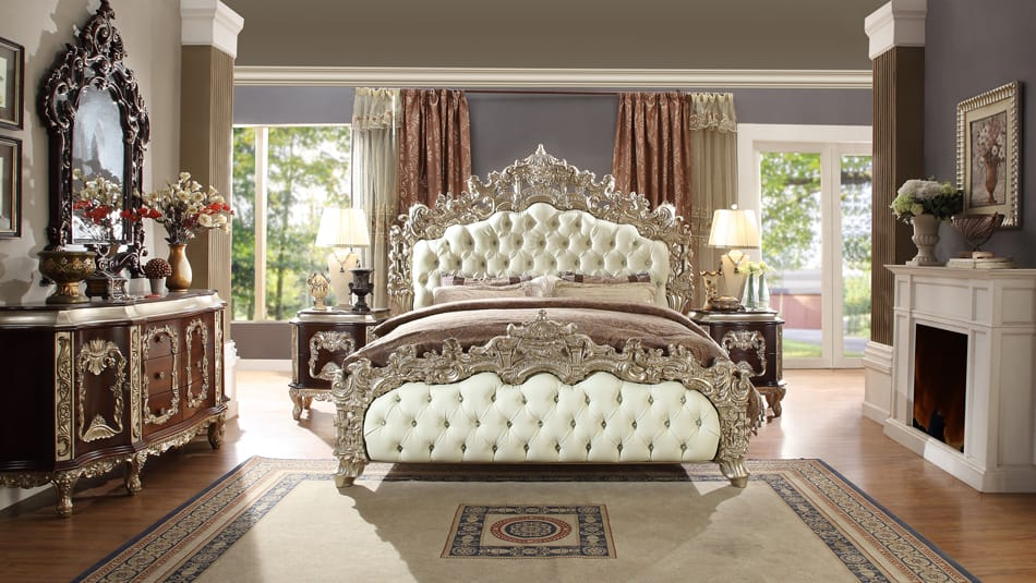 Victorian Bedroom 8017