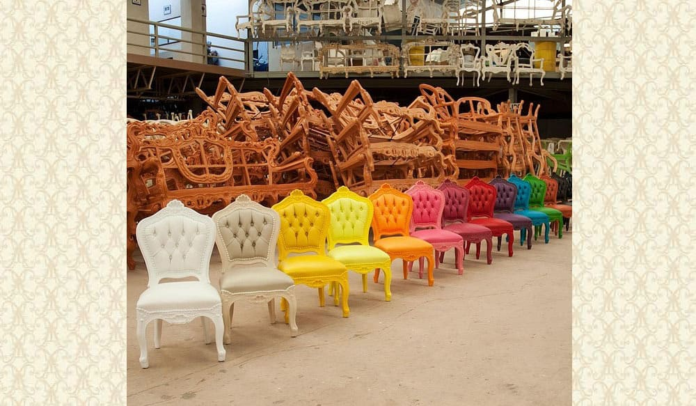 Furniture Art Side Chairs