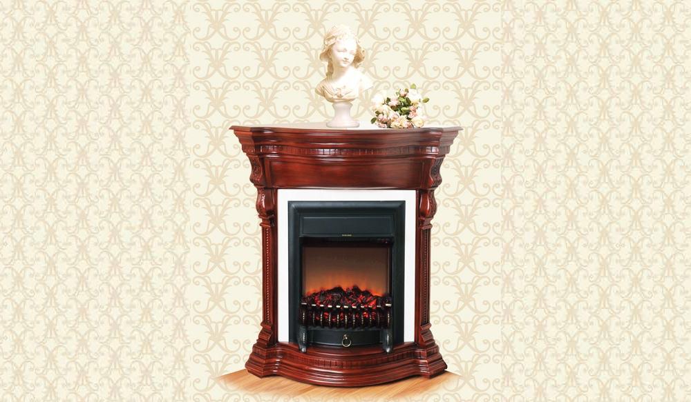 Corner Fireplace model 916