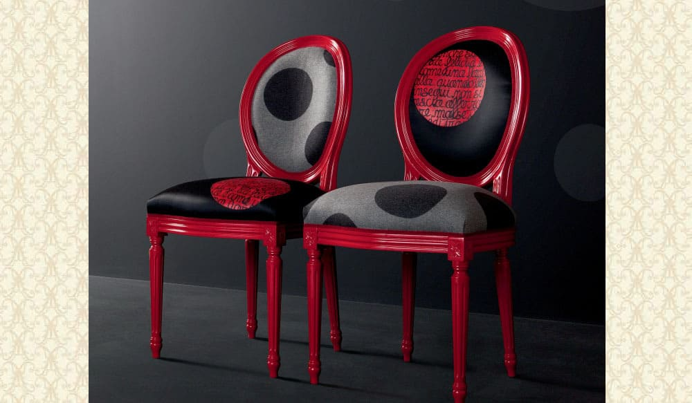 Furniture Art Fiammetta Chairs
