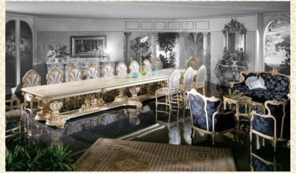 Victorian Dining Room Fidia