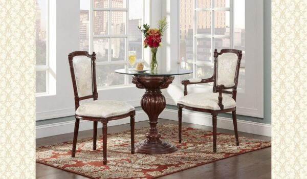 Victorian Chairs & Table 757