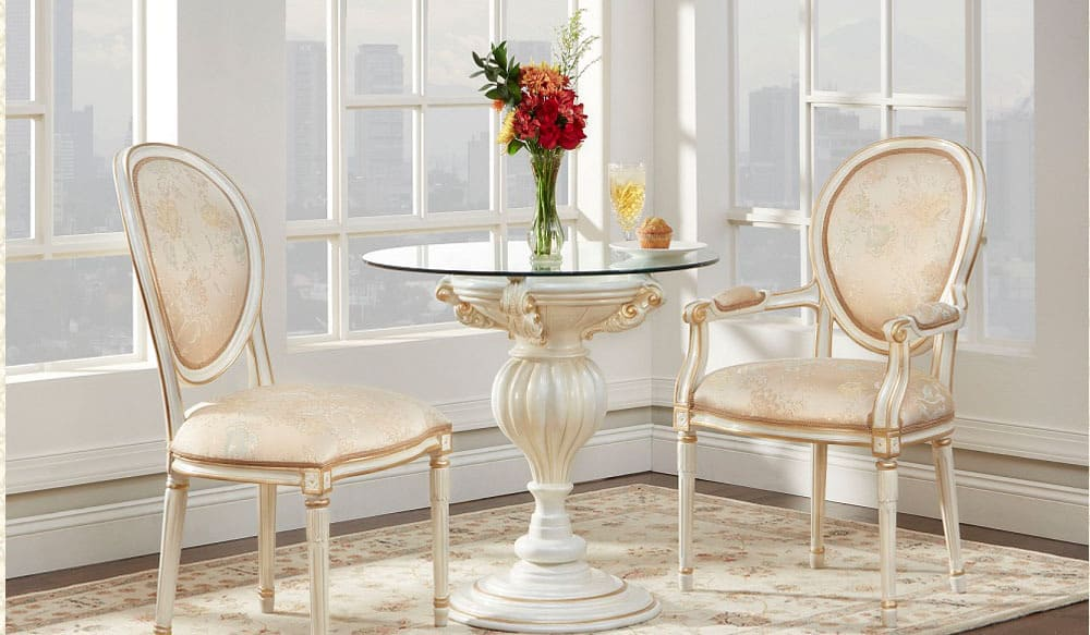 Victorian Chairs & Table 760