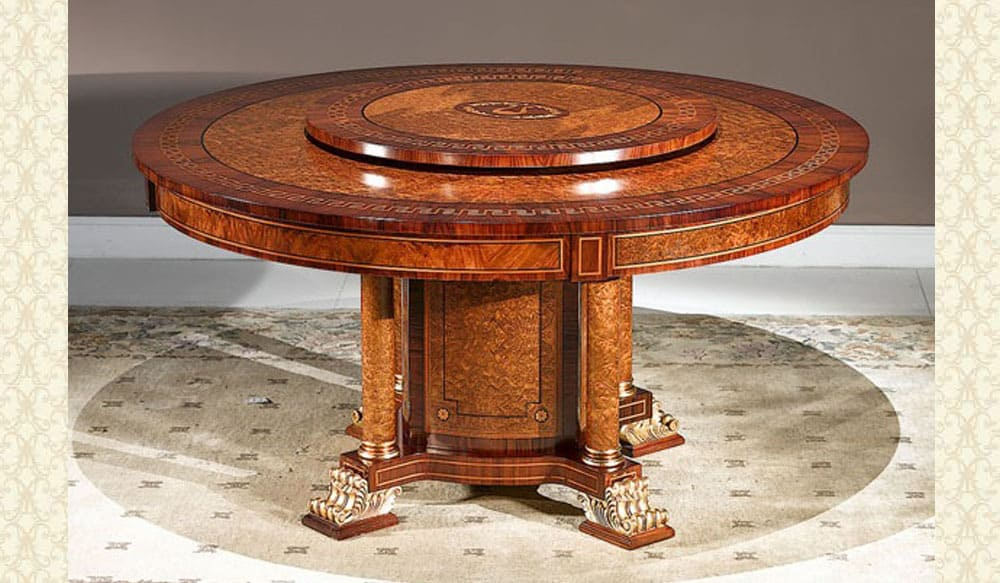 Morpheus Round Dining Room