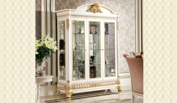 Classico Sol Collection 4 Doors China Cabinet S62