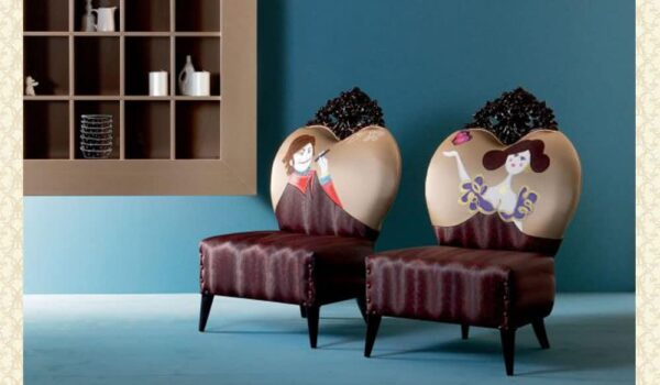 Furniture Art Tizzi Arm Chair