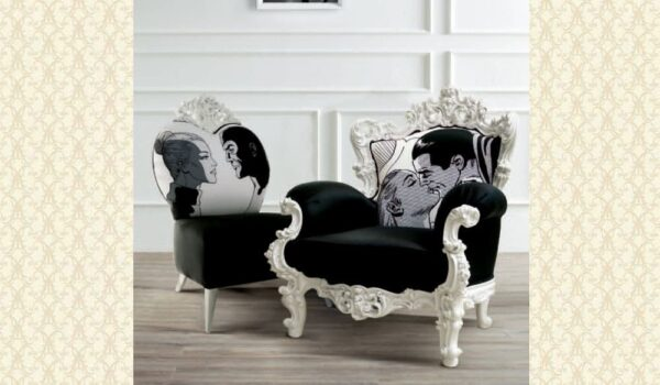 Furniture Art Tizzi Arm Chair