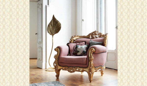 Victorian Living Room Ermes