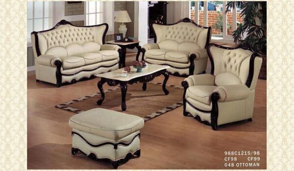 Leather Living Room 988