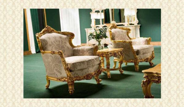 Victorian Living Room Omero
