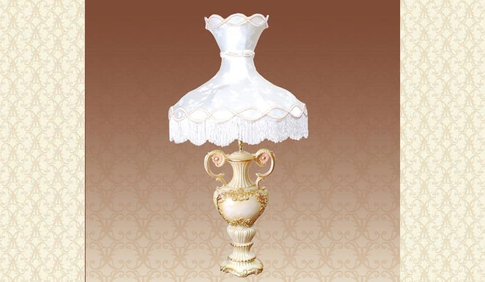 Victorian Table Lamp 1012-A